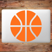 Basketball Device Decals Water Bottle Sticker