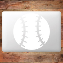 Baseball Device Decals Water Bottle Stickers