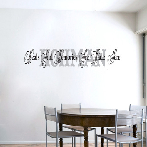 personalized wall decals   sweetums wall decals Custom Wall Decals