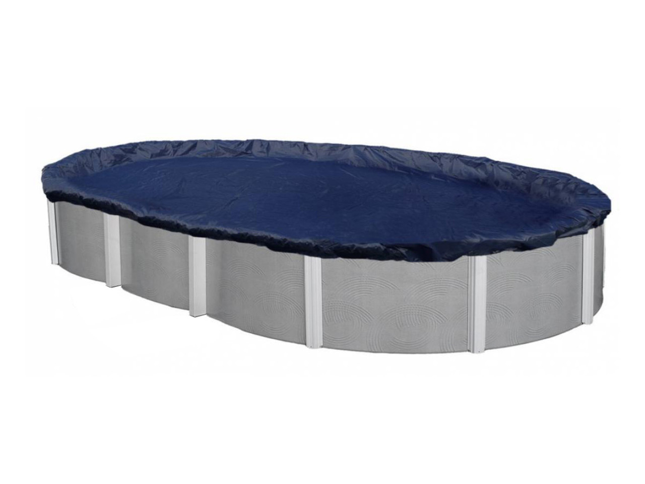 15 X 30 Oval 8 Year Poly Pool Cover Suntekonline Com