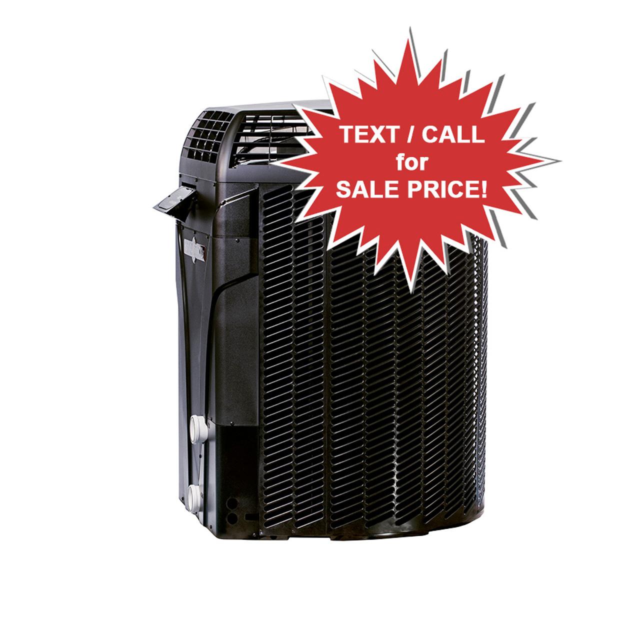 AquaCal SQ120R SuperQuiet 110k BTU Pool & Spa Heat/Cool Pump