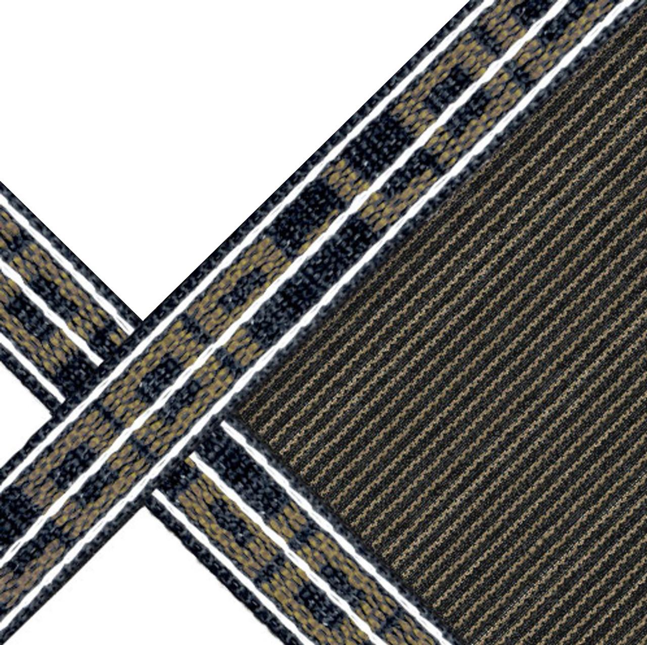 16 X 40 Rectangle Loop Loc Ii Tan Super Mesh In Ground