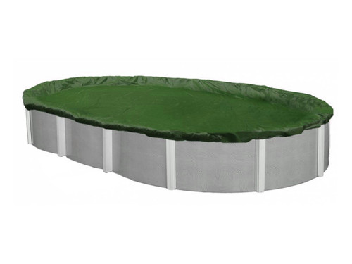12' x 24' Oval 10 Year Pool Cover