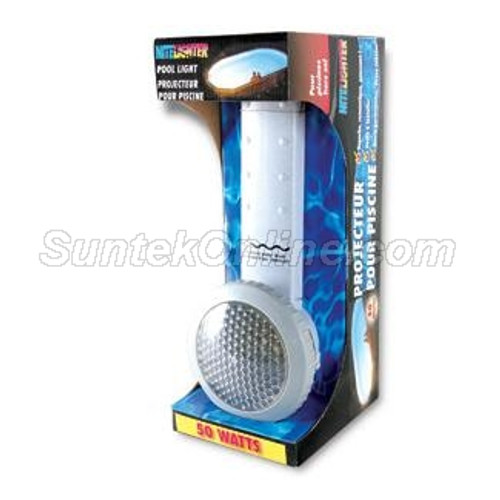 SmartPool NiteLighter 50W Underwater Light for Above-Ground Pools - NL50