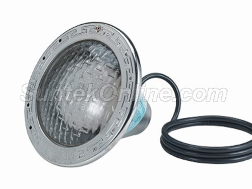 Pentair Amerlite 12V, 300W, 15' Cord with Stainless Steel Face Ring Pool Light