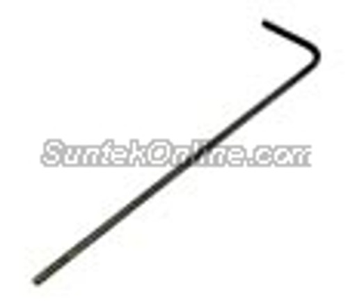 "Loop-Loc Hex Key for adjusting anchor insert. 15-1/2""x 3"""