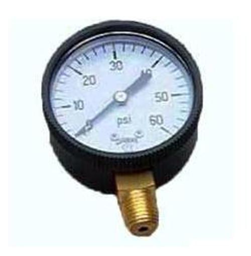 Jed 80-845 Lower Mount Pressure Gauge