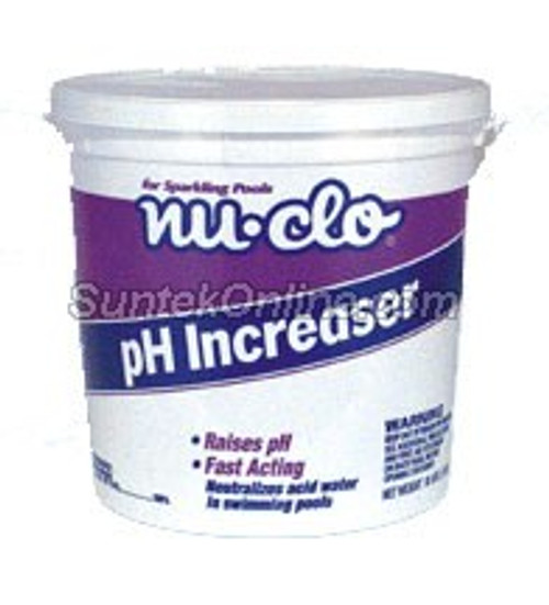 Nu-clo PH Increaser 4 lbs