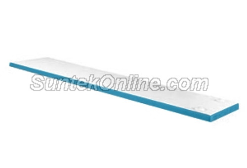 S.R. Smith 8' Glas-Hide Board - Marine Blue