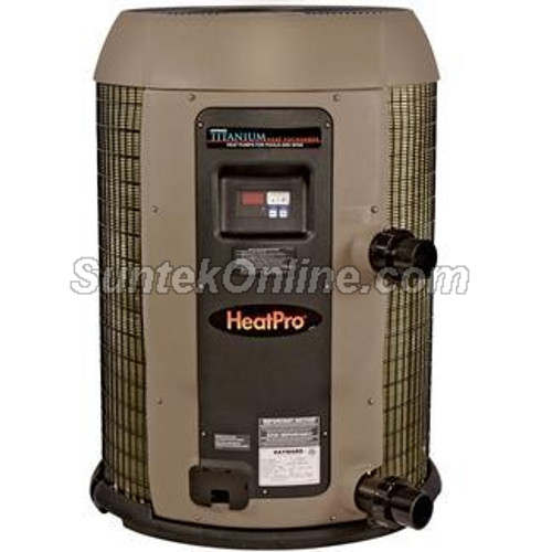 Hayward HP21404T Titanium HeatPro 140,000 BTU 230V In-Ground Pool & Spa Heat Pump