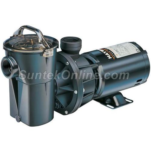 Hayward SP1750  PowerFlo II 1/2HP Above-Ground Pool Pump - 115V