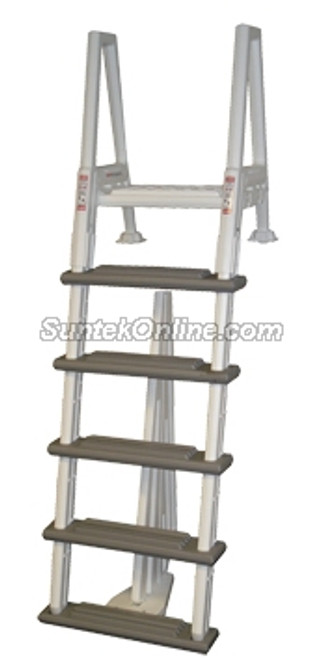 Confer 6000B Evolution A-Frame Inpool Ladder