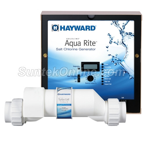 Hayward AQUA-RITE-40 Aqua Rite In-Ground Chlorine Generator up to 40,000 Gallons