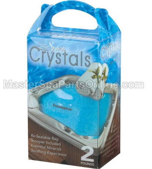 Cover Valet Eucalyptus Spa Crystals 2 lb