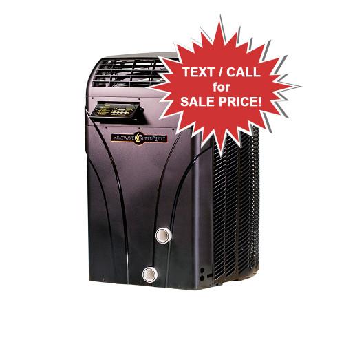 AquaCal SQ145 SuperQuiet 119k BTU Pool & Spa Heat Pump
