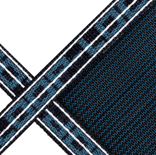 12' x 24' Rectangle Loop-Loc II  Blue Super Mesh In-Ground Pool Safety Cover