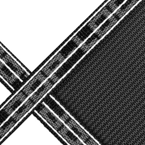 18' x 40' Rectangle Loop-Loc ll Gray Super Mesh In-Ground Pool Safety Cover