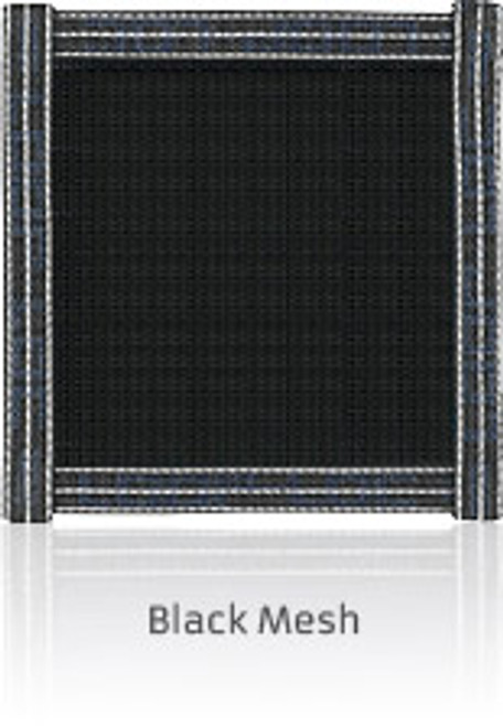 20' x 40' Rectangle Loop-Loc II Black Super Mesh In-Ground Pool Safety Cover