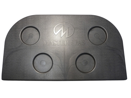 Master Spa - X261100 - Filter Lid - Master Filter Lid - Front View