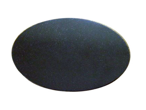 Master Spa - NLA - X500900 - Spa Pillow - Black Insert for 2005 Euro Pillow  - Front View