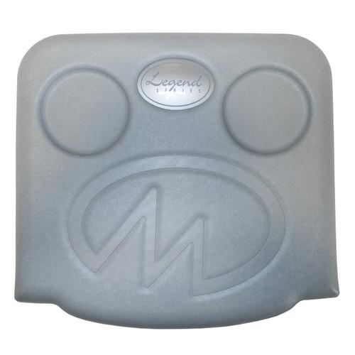 Master Spa - X540717 - Filter Lid - LSI / LSX 557 Pillow Filter Lid (X540717) - Front View