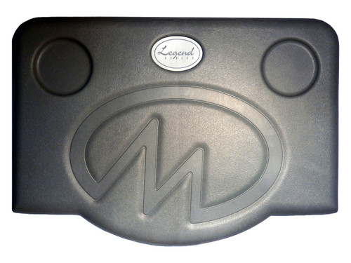 Master Spa - X540740 - Filter Lid - Legend Series Charcoal Filter Lid (X540740)- Front View