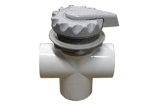 Master Spa - X279130 - 2 inch Granite Diverter Valve - Side View