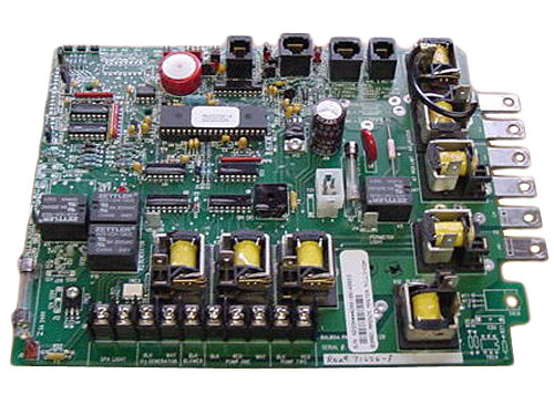 Master Spa - X801021 - Balboa Equipment MAS525 PC Circuit Board - (Refer to X300025) (X801021)