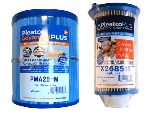 LegacySet - Legacy Filter Set X268512 - PMA25-M and X268511 - PMA-EP2