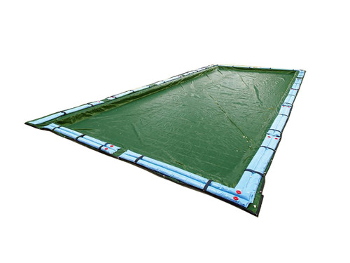 40' x 60' - Rectangle - 10 Year - Poly Pool Cover