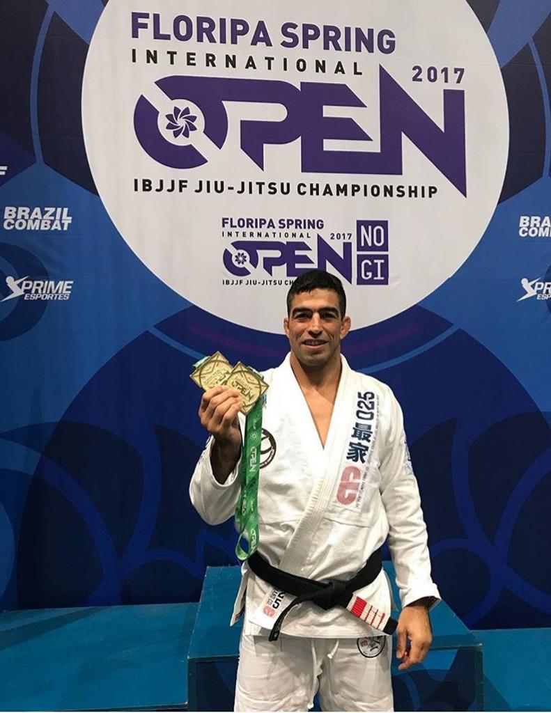 Guto Campos - Black belt ATOS  2017!