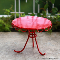 Vintage Patio Table