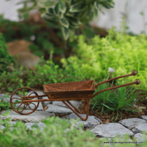 Little Daisy Wheelbarrow
