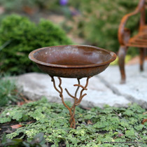 Vine Birdbath (Large Scale)