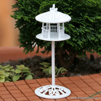 Friendly Bird Feeder