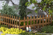 Rustic Fence Panels