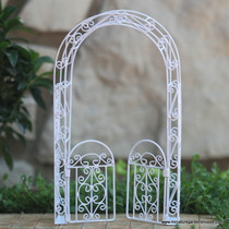Scroll Arbor and Gate