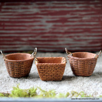 French Garden Baskets