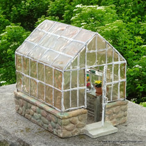 Vintage Greenhouse/Conservatory