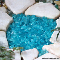 Blue Crystal Water