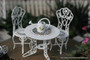 Victorian Patio Table and Chairs