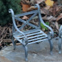Large Scale Garden Chair