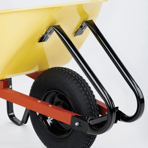Stabilizer Bars for Wheelbarrow