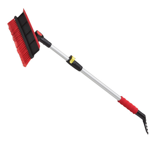 "35"" Vehicle Snow Brush with Lighted Scraper"