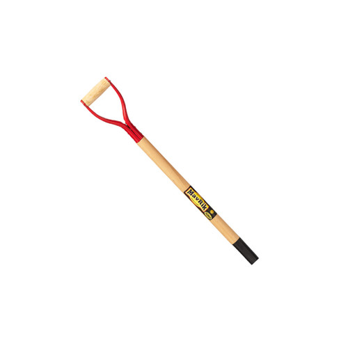 """35"""" Replacement Ash Handle/Steel D for spade"""