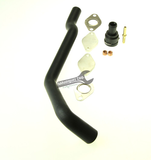 ALH EGR Cooler Delete Kit - 5 Speed -2
