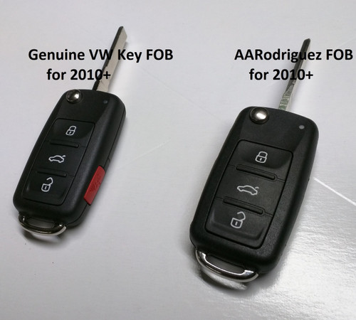 2010+ Key FOB - FCC ID NBG010180T - Cutting available, program at home (NBG010180T-AAR)