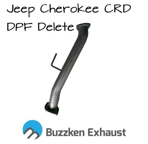 Jeep Grand Cherokee '07-'08 crd dpf delete pipe - BuzzKen