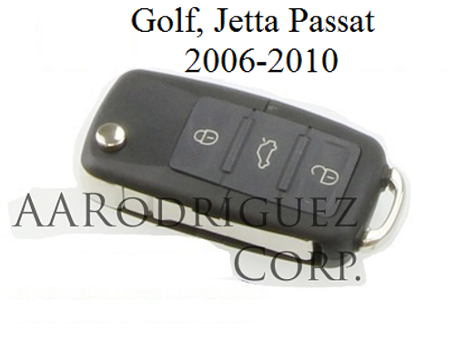 MK5 Golf/Jetta Key/Passat FOB with remote