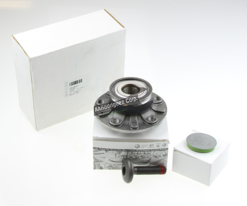VW GOLF V REAR WHEEL BEARING KIT 1K0598611 -2